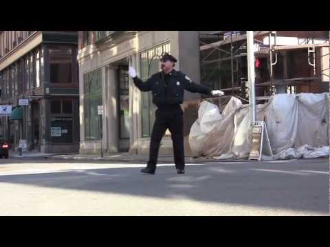 Take a Look at the Dancing Cop from Rhode Island – Video