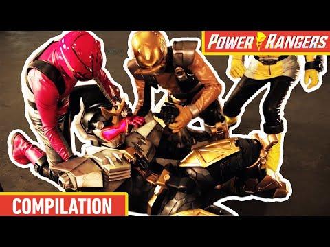 Silver Sacrifice 🤖 Beast Morphers ⚡ Power Rangers Kids ⚡ Action for Kids