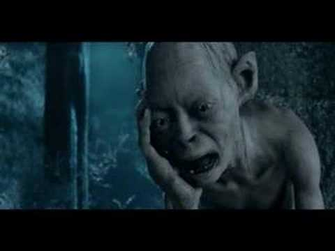 Gollum - An english version.