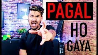 Main Pagal Ho Jaunga !! | Pubg Ban in India | Tech Roast III