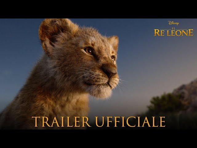 Anteprima Immagine Trailer Il Re Leone (2019), nuovo trailer ufficiale italiano