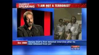 """Video """"I Am Not A Terrorist"""" - Sanjay Dutt MP3, 3GP, MP4, WEBM, AVI, FLV Agustus 2018"""