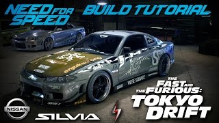 Nonton Need for Speed 2015 | Tokyo Drift Sean's Nissan Silvia Build Tutorial | How To Make Film Subtitle Indonesia Streaming Movie Download