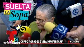 La MAMÁ del Chapo Guzmán pide por su Hijo