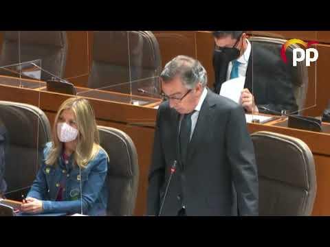 Beamonte advierte de que las acciones del Gobierno de Aragón van en la dirección contraria y están aumentando la brecha entre el mundo rural y urbano