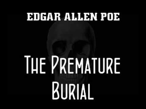 Edgar Allan Poe: The Premature Burial - Classic Horror Story / Tale of Terror