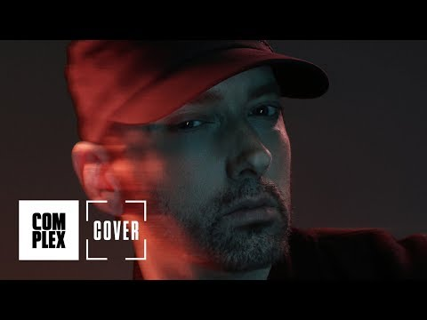 Eminem On How Jay Z Inspires Him, Trump Infuriates Him, and the Making of 'Revival' | Complex Cover