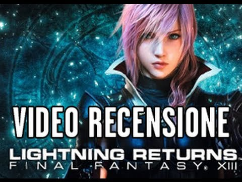Lightning Returns: Final Fantasy XIII - 1080p - Video Recensione ITA by Games.it
