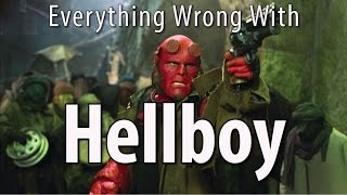 Video Everything Wrong With Hellboy In 16 Minutes Or Less MP3, 3GP, MP4, WEBM, AVI, FLV Maret 2019
