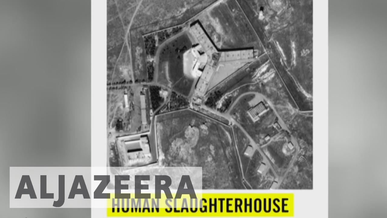 US: Syria's Assad using 'crematorium' to hide mass killings