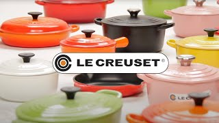 THE BRAND LE CREUSET