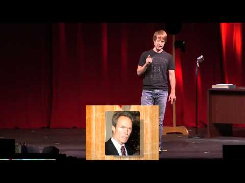 impressions - James Arnold Taylor is one of Hollywood's most prolific Voice-Actors today and doubles for many celebrities in film, TV, video games and animation. This clip...