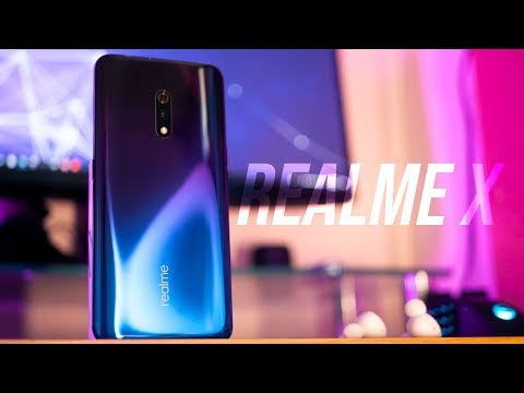 Realme X hands-on: Ten out of ten?