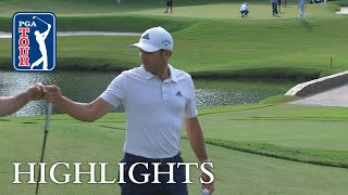 Sergio Garcia's Round 2 highlights from Wyndham 2018 by PGA TOUR