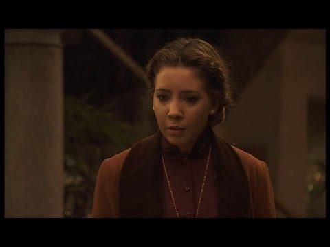 il segreto - emilia affronta donna francisca nella sua villa
