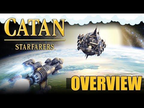 Catan: Starfarers - Overview