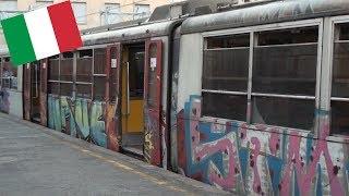 Video THE TRAIN RIDE FROM HELL!-Naples to Sorrento, Italy MP3, 3GP, MP4, WEBM, AVI, FLV Januari 2019