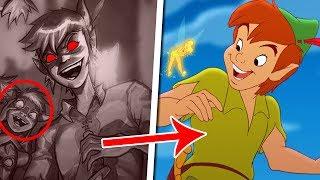 Video The Messed Up Origins of Peter Pan   Disney Explained - Jon Solo MP3, 3GP, MP4, WEBM, AVI, FLV November 2018