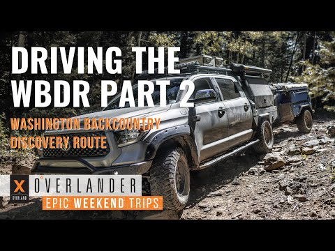 Overlander S1 EP8: NW Overland Rally and the WABDR with the Kids!