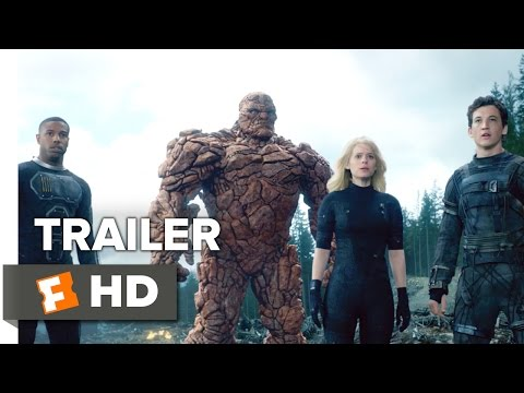 Fantastic Four - Heroes Unite Trailer (2015) - Miles Teller, Jamie Bell Superhero Movie HD
