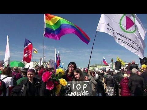 Καταγγελίες για βασανισμούς και δολοφονίες ομοφυλόφιλων στην Τσετσενία