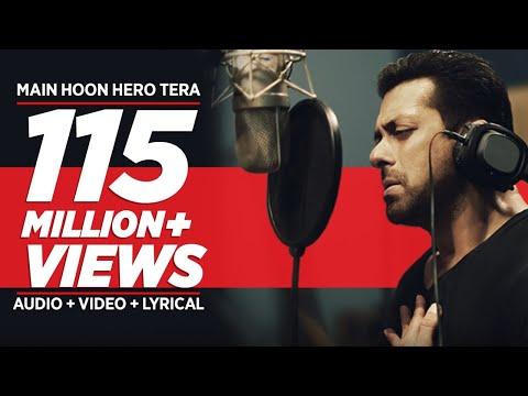 'Main Hoon Hero Tera' VIDEO Song - Salman Khan | Amaal Mallik | Hero | T-Series