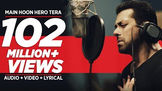 'Main Hoon Hero Tera' VIDEO Song - Salman Khan | Hero | T-Series
