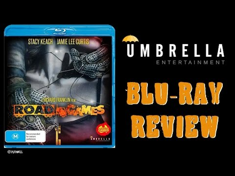 ROAD GAMES (1981) - Blu-ray Review (Umbrella Entertainment)