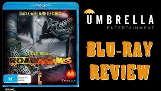 ROAD GAMES (1981) - Blu-ray Review (Umbrella Entertainment)