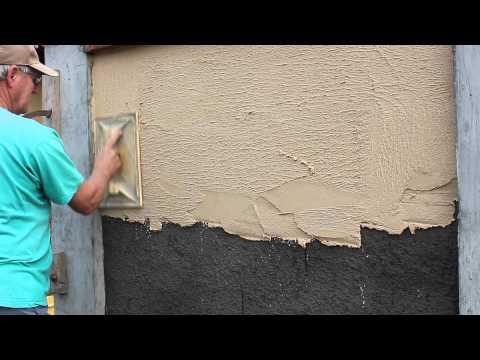 Enduit ciment caract ristiques prix pose devis - Enduit ciment sur parpaing ...