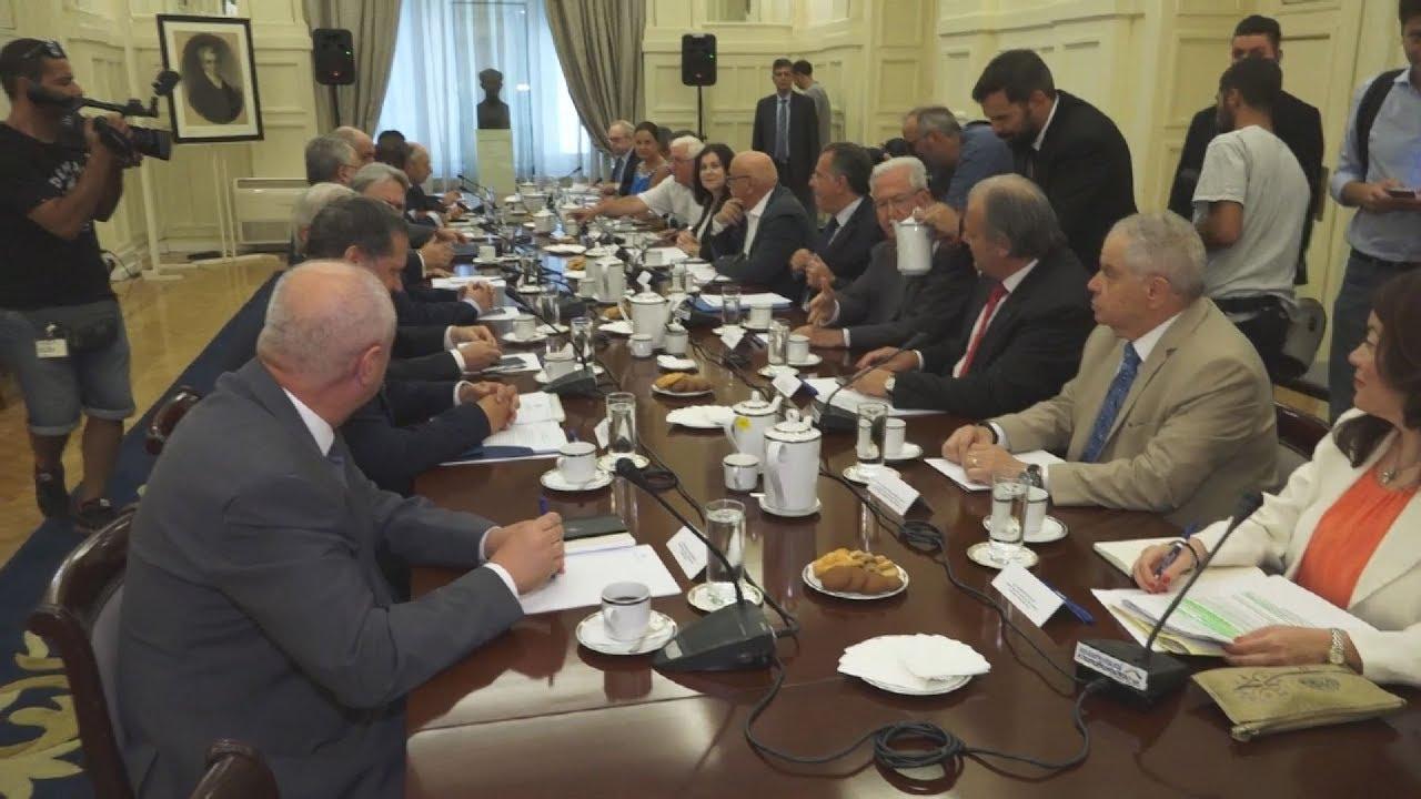 Σύγκληση Εθνικού Συμβουλίου Εξωτερικής Πολιτικής