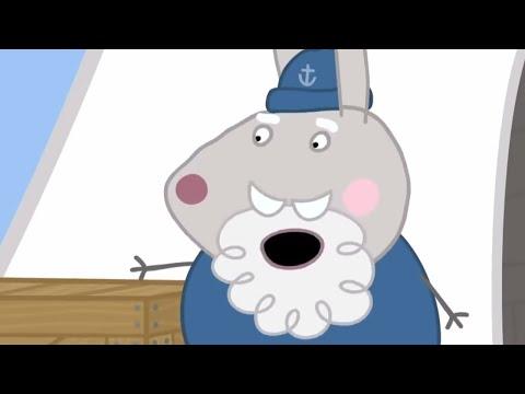 Peppa Pig en Español Episodios completos  EL FARO DEL ABUELO RABBIT  2019  Dibujos Animados