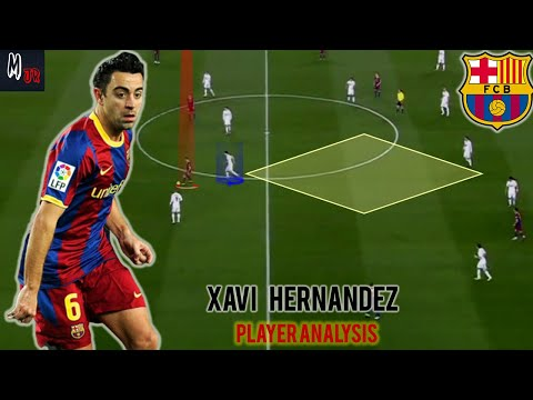 What Did Xavi's Football Rely On? Player Analysis