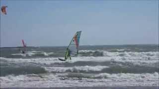 Sottomarina Italy  City new picture : Windsurf: Sottomarina (Italy) 28/09/2015