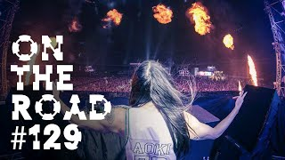 Ultra Korea ✈ Las Vegas ✈ Chicago ✈ Turkey - On the Road w/ Steve Aoki #129