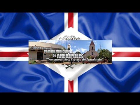 15ª sessão ordinaria da Câmara Municipal de Areiopolis em 25/11/2016