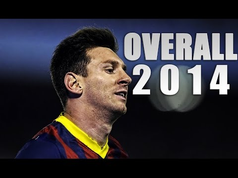 Messi'' - Overview of Leo Messi's Agility, Acceleration, Passing, Teamwork, Goals, Skills, Dribbling, Assists, Weak Foot, Free-kicks and Penalties in 2013-2014 season ...