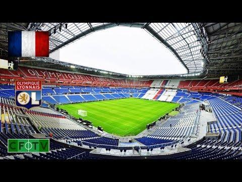 Parc Olympique Lyonnais - Lyon Football Stadium
