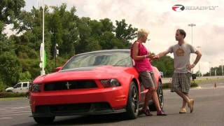 RoadflyTV - 2012 Ford Mustang Boss 302 Road Test&Review