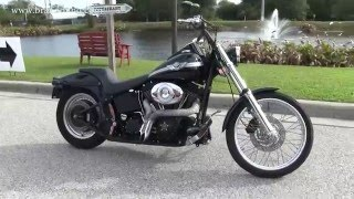 2. Used 2003 Harley Davidson FXSTBI Softail Night Train