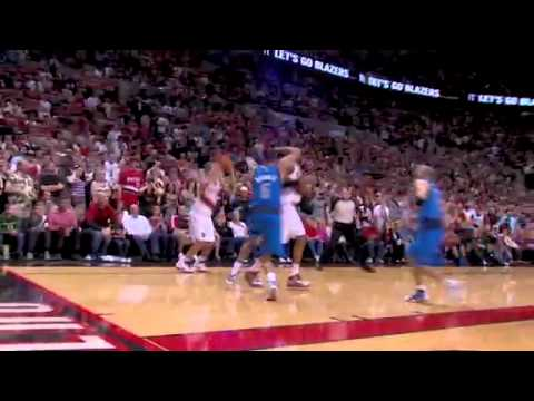 Game 4: Brandon Roy Highlights against Mavericks