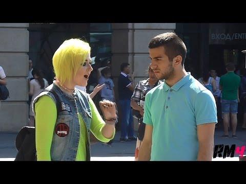 Проблемы с девушкой / Problems with girlfriend Prank