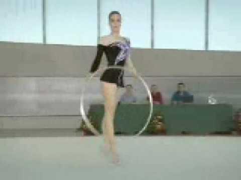 完美體操美女,卻遇如此下場...........