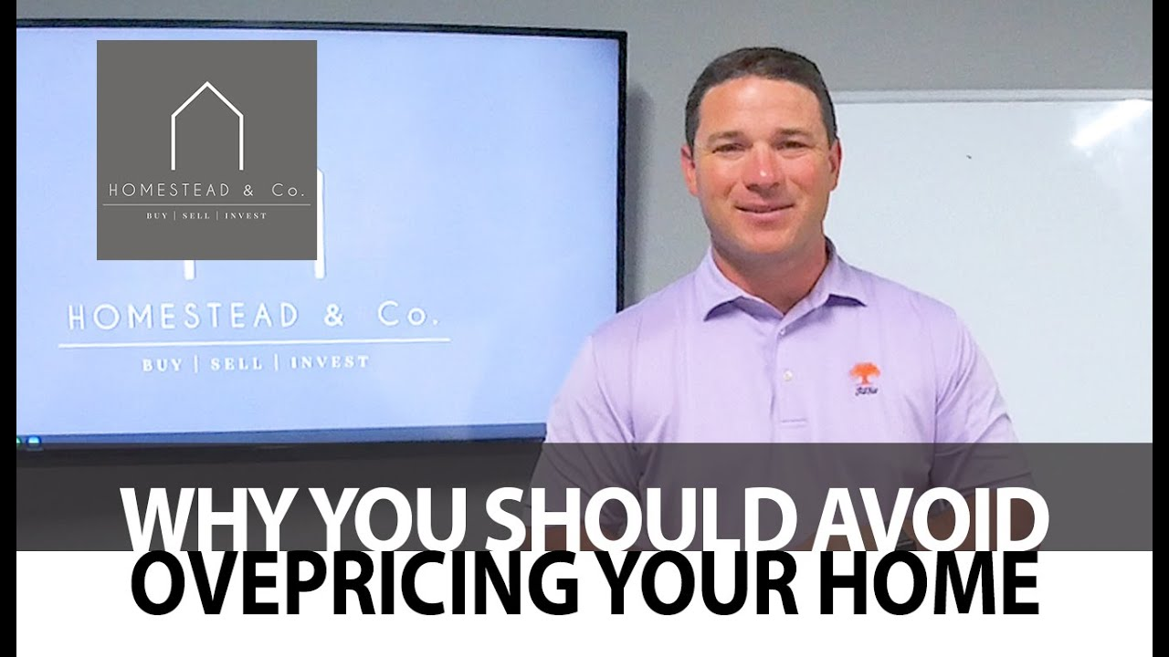 Overpricing Your Home Can Cost You Thousands
