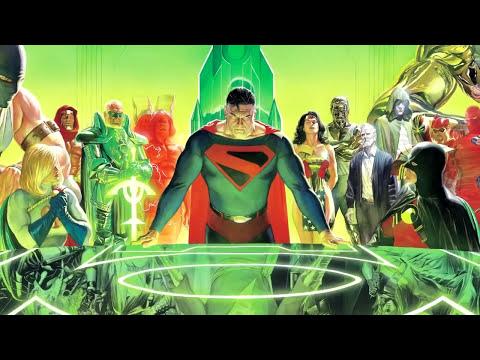 ВТОРОЕ ПРИШЕСТВИЕ: ЛЮДИ УНИЧТОЖАЮТ СУПЕРГЕРОЕВ \\ ПОЛНАЯ ИСТОРИЯ. DC Comics. Kingdome Come