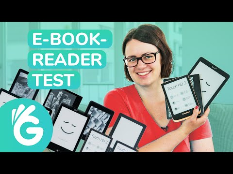 eBook-Reader Test: Kindle, Tolino und Kobo im Verglei ...