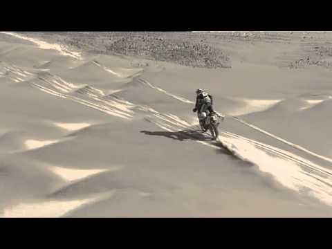 Segunda etapa Rali Dakar 2013