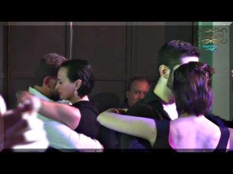 La Romántica Milonguera Orquesta, Todo es Amor, en Fruto Dulce milonga, Tango en Villa Marlcom
