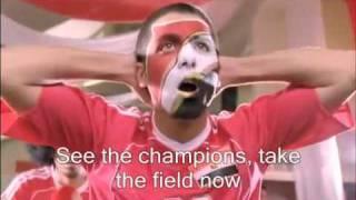 World Cup 2010  Nancy Ajram Ft  K'naan   Waving Flag (With lyrics) english and arabic