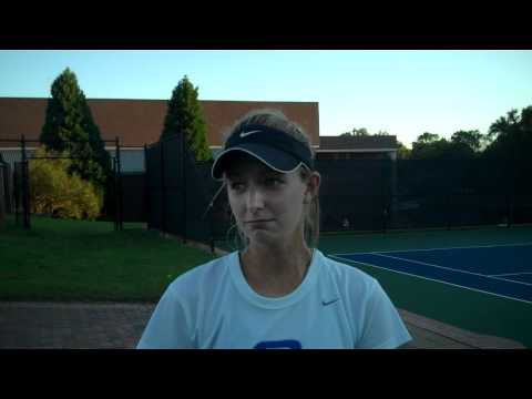 Michelle Lingner - Women's Tennis Fall Championships Day 1
